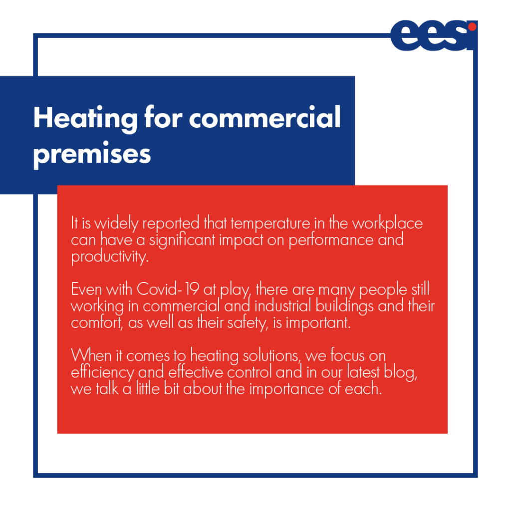 heating for commercial premises